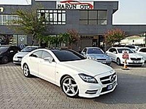 CLS 350 CDİ-AMG BAYİ CIKIŞLI-TAM DOLU-265 HP-SEDEFLİ BEYAZ Mercedes - Benz CLS 350 CDI AMG