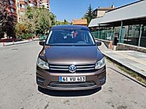 99.000 KM DE HATASIZ 2017 CADDY 2.0 TDİ 102 BG COMFORTLİNE Volkswagen Caddy 2.0 TDI Comfortline