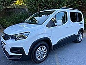 O KM -  18 KDV RİFTER ALLURE TEKNO PAKET  GRİP KONTROL  KAB.ŞARJ Peugeot Rifter 1.5 BlueHDI Allure