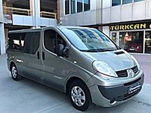 OTOMOBİL RUHSATLI 2012 TRAFİC 2.0 dCİ PASSENGER 8 1 ÇİFT KLİMALI Renault Trafic 2.0 dCi Passenger