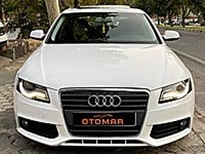 OTOMAR 2012 AUDİ A4 2.0 TDİ 177HP MULTİ TRONİC-SUNROOF-LED Audi A4 A4 Sedan 2.0 TDI