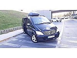 55BinPesin36AyTaksitKarta12TaksitTakasOlurAraclarinizNakitAlinir Mercedes - Benz Viano 2.2 CDI Ambiente Orta