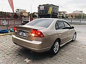 EGE OTOMOTİVDEN 2003 HONDA CIVIC 1.6 VTEC LS OTOMATİK  LPG Lİ Honda Civic 1.6 VTEC LS