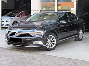ASLANOĞLU PLAZA DAN 2015 VW PASSAT 1.6 TDİ COMFORTLİNE HAYALET