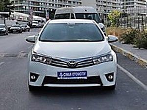 ÇINAR DAN 2015 MODEL 93 BİNDE DİZEL OTOMOTİK 1 4 D-4D Toyota Corolla 1.4 D-4D Touch