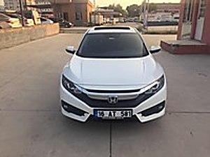 UÇAR OTOMOTİVDEN HATASIZ Honda Civic 1.6i VTEC Eco Elegance