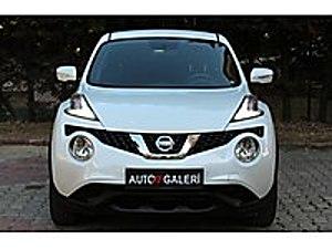 2015 MODEL 47 BİN KM DE 1.5 DİZEL NİSSAN JUKE VİSA HATASIZZ    Nissan Juke 1.5 dCi Visia