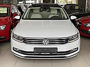 2017 BOYASIZ HİGHLİNE DSG   İLK EL   44 BNDE TABLET BEJ HAYALET Volkswagen Passat 1.6 TDI BlueMotion Highline