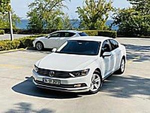 2017 VOLKSWAGEN PASSAT 1.6 TDI COMFORTLINE DSG 61.000 KM DE Volkswagen Passat 1.6 TDI BlueMotion Comfortline