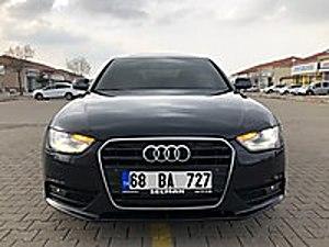 2014-15ÇIKIŞ A4 2.0 TDİ 177BG SUNROF İÇİ BEJ DERİ 4KOLTUK ISITMA Audi A4 A4 Sedan 2.0 TDI