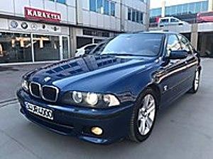 BMW 5.40İ 2001 MODEL E 39 M PAKET EMSALSİZ.. BMW 5 Serisi 540i Standart