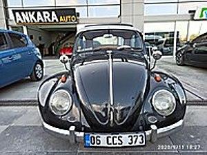 ANKARA AUTO DAN 1964 AİR SİSTEMLİ  HARDTOP LI PRE Volkswagen Volkswagen 1200