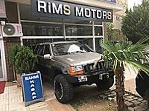 RİMS MOTORS DAN FULL DOLU 4X4 JEEP Jeep Grand Cherokee 5.9 Limited