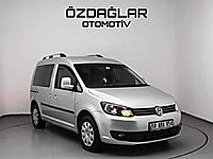 2011 MODEL 1.6 TDİ FULL BAKIMLI CADDY  Volkswagen Caddy 1.6 TDI Trendline