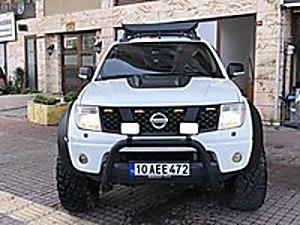 2010 NAVARA 2.5DCİ LE 4x4 OTOMATİK BOYASIZ OFF-ROAD 102.000 KM Nissan Navara 2.5 TDI 4X4 LE