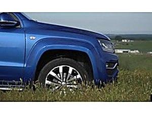 AVENTURE PAKET..HATASIZ BOYASIZ TRAMERSİZ EKSTRALI 4x4 AMAROK... Volkswagen Amarok 3.0 TDI Highline