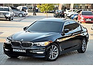 DİZEL YENİ-KASA 5.2O D BEJ-DERİ ISITMA VAKUMLU AKILLI-ANAHTAR FU BMW 5 SERISI 520D PRESTIGE