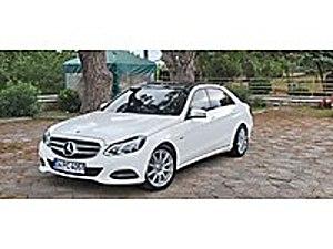 2015 E 180 EDITION E  HATASIZ  ÖZEL SERİ  95.000KMDE  S.BAKIMLI Mercedes - Benz E Serisi E 180 Edition E