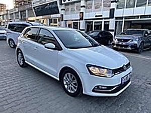 2017 MODEL VOLKSWAGEN POLO 1.4 TDİ COMFORTLİNE OTOMATİK BOYASIZ Volkswagen Polo 1.4 TDI Comfortline