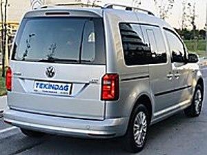 TEKINDAĞDAN 2017 VW CADDY 2.0 OTOMATİK TRENDLİNE İLK SAHİBİ Volkswagen Caddy 2.0 TDI Trendline