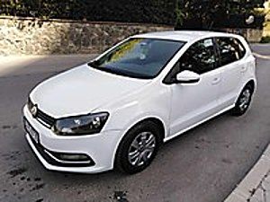 2015 POLO 1.4 TDİ TRENDLİNE Volkswagen Polo 1.4 TDI Trendline