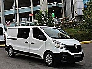 2015 65.000 KM HATASIZ BOYASIZ 5 1 CİTY VAN UZUN YOL PAKETİ Renault Trafic 1.6 dCi Grand Confort