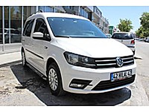 .....HİLAL OTO GALERİ DEN...YENİ KASA BAKIMLI CADDY..... Volkswagen Caddy 1.6 TDI Trendline
