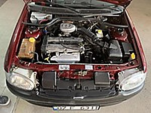FORD ESCORT DEĞİŞENSİZ BOYASIZ 143 bin km İLK SAHİP EMSALSİZ Ford Escort 1.6 CLX