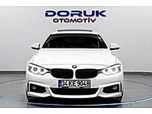 2O15 BMW 4.20D XDRİVE GRAN COUPE M.SPORT 1OO.OOO KM BOYASIZ BMW 4 Serisi 420d xDrive Gran Coupe M Sport