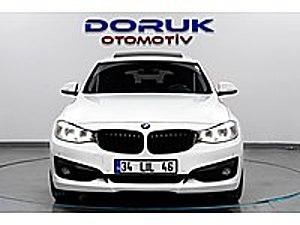 2O15 BMW 3.20D XDRİVE GT SPORT LİNE 190 BEYGİR BOYASIZ FULL FULL BMW 3 Serisi 320d xDrive GT Sport Line