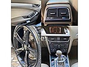 TAKASLI 2011 DİZEL OTOMATİK ÇOK TEMİZ İÇ BEJ S LİNE SUNROF DERİİ Audi A4 A4 Sedan 2.0 TDI