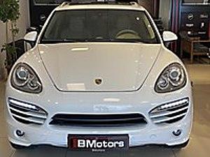 BMotors dan 2012 CAYENNE TR TEK DOLU SPORT PUSULA SOGTMA BOYASIZ Porsche Cayenne 3.0 Diesel