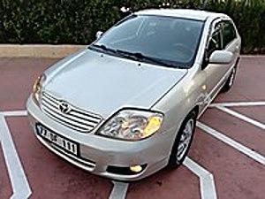2006 1.4 d-4d dizel otomatik 195 bin kmde mükemmel temizlikte or Toyota Corolla 1.4 D-4D Terra