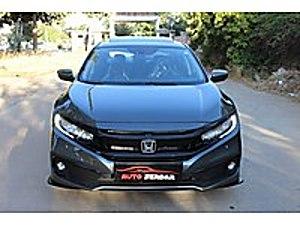 2020 CİVİC 1.6İ VTEC ECO EXCUTİVE LPG SPORT AKSESUAR 0 KM Honda Civic 1.6i VTEC Eco Executive