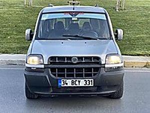 ÇELİK MOTORS DAN 2003 TERTEMİZ DÜZGÜN DOBLO OTOMOBİL RUHSATLI Fiat Doblo Cargo 1.9 JTD