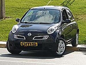 O.M.S OTOMOTİV DEN 2008 MİCRA ORJ KM 95.000 CVT TAM OTOMATİK 1.2 Nissan Micra 1.2 Passion