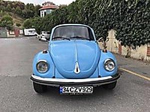 ARS AUTO DAN 1973 MODEL TAM BİR KLASİK Volkswagen Volkswagen 1303 VW