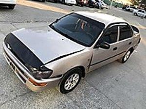 AKDOĞAN DAN 1996 MODEL TOYOTA COROLLA 1.3 XL PLAKALI Toyota Corolla