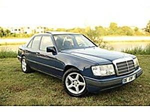 YİLDİZ SEVERLERE MERCEDES 230E OTOMATİK SANRUFLU Mercedes - Benz 230 230 E