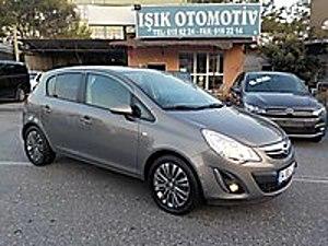 2013 MODEL OPEL CORSA 1.4 TWİNPORT ENJOY ACTİVE TAM OTOMATİK Opel Corsa 1.4 Twinport Active