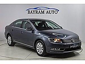 -BAYRAM AUTO- PASSAT 1.4 TSI BMT COMFORTLİNE 40 KM DE  EMSALSİZ  Volkswagen Passat 1.4 TSI BlueMotion Comfortline