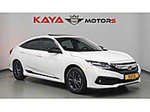 KAYA MOTORS  HONDA CIVIC  30 PEŞİN 12 18 24 36 48 AY TAKSİT Honda Civic 1.6i VTEC Eco Elegance