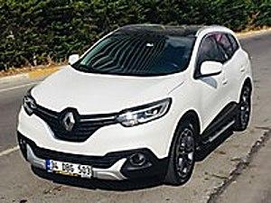 2015 KADJAR İCON CAM TAVAN 73 BİNDE KREDİYE UYGUN FULL FULL Renault Kadjar 1.5 dCi Icon