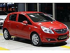 SARILAR OTOMOTİK ten 2009 OPEL Corsa 1.3 Dizel Otomatik Vites... Opel Corsa 1.3 CDTI  Enjoy