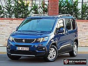 SEYYAH OTO 2019 Rifter 1.5Dizel Allure Peşinatsız TAMAMINA KRED Peugeot Rifter 1.5 BlueHDI Allure