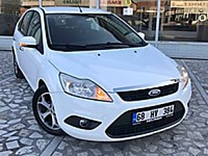 ORJİNAL 2011 FORD FOCUS 1.6 COLLECTİON OTOMATİK 105 BİNDE Ford Focus 1.6 Collection