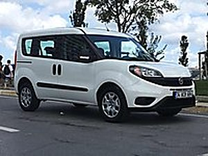 2017 DOBLO 1.6 105 LİK OTOMOBİL RUHSATLI HATASIZ Fiat Doblo Panorama 1.6 MultiJet Easy