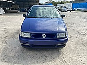 DİVAN OTODAN TEMİZ SORUNSUZ 1997 MODEL VOLKSWAGEN POLO Volkswagen Polo 1.6