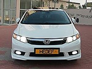 2012 HONDA CİVİC 1.6 ELAGANCE OTOMATİK BOYASIZ EKSPERTİZ RAPORLU Honda Civic 1.6i VTEC Eco Elegance