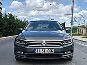2016 MODEL PASSAT 1.6 TDİ COMFORTLİNE CAM TAVAN HATASIZ Volkswagen Passat 1.6 TDI BlueMotion Comfortline